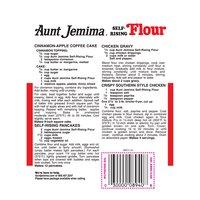 Aunt Jemima Aunt Jemima Enriched Bleached Self-Rising Flour, 80 Ounce