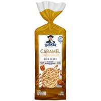 Quaker Rice Cakes Caramel Corn, 6.5 Ounce