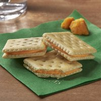 Keebler Club & Cheddar Sandwich Crackers - 8 Pack, 11 Ounce