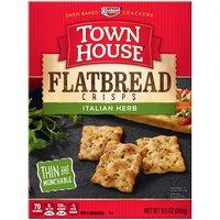 Keebler Keebler Flatbread Crisps - Italian Herb, 9.5 Ounce