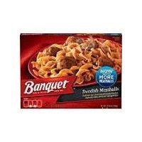 Banquet Classic Swedish Meatballs, 10.45 Ounce