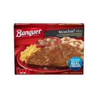 Banquet Classic Meatloaf Meal, 11.88 Ounce
