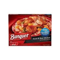 Banquet Classic Sweet And Sour Chicken, 9.25 Ounce