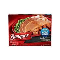 Banquet Classic Turkey Meal, 10 Ounce