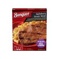 Banquet Basic Salisbury Steak, 8 Ounce