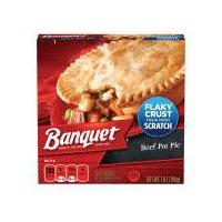 Banquet Beef Pot Pie, 7 Ounce
