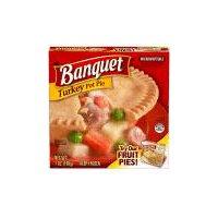 Banquet Turkey Pot Pie, 7 Ounce