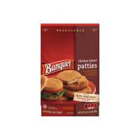 Banquet Banquet Chicken Breast Patties, 24 Ounce