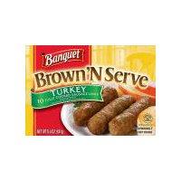 Banquet Turkey Links, 6.4 Ounce