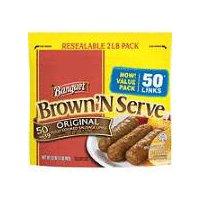 Banquet Brown N Serve Original Link, 32 Ounce