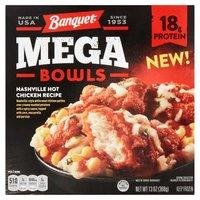 Banquet Mega Bowl Nashville Hot Chicken, 13 Ounce