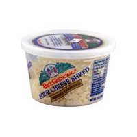 BelGioioso Cheese Shredded - Four Cheese, 5 Ounce