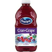Ocean Spray Cran-Grape Juice Drink, 64 Fluid ounce
