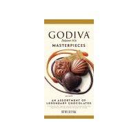 Godiva Masterpieces Assorted Legendary Chocolates, 5 Ounce
