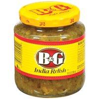 B&G B&G India Relish, 10 Fluid ounce