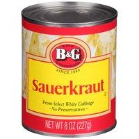 B&G Sauerkraut, 8 Ounce