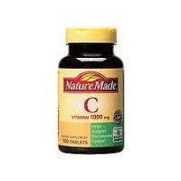 Nature Made Vitamin C - 1000 mg, 100 Each