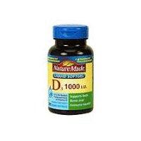 Nature Made Vitamin D, 180 Each