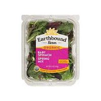 A Balanced Salad Base. Triple-Washed.