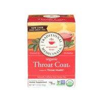 Traditional Medicinals Herbal Tea - Organic Throat Coat, 16 Each