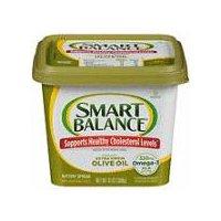Smart Balance Extra Virgin Olive Oil Buttery Spread, 13 Ounce