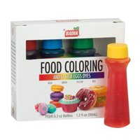 Badia Food Color Kit