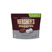 Hershey's Nuggets Milk Chocolate Candy, 10.2 Ounce