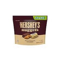 HERSHEY'S NUGGETS Milk Chocolate with Almonds are perfect when you need a heartier sweet! These gluten-free and kosher chocolates are perfect for everyday snacking, party treats or use in desserts.