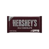They'll love the classic taste of delicious Hershey's Milk Chocolate in this colossal candy bar. Hershey's Giant Milk Chocolate Bar is perfect for gifting, especially when the recipient is you!