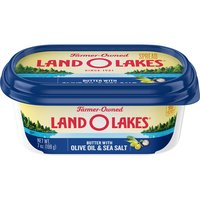Land O'Lakes Butter With Olive Oil, 7 Ounce