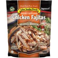 John Soules Foods John Soules Foods Chicken Fajita, 8 Ounce