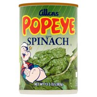 Allens Popeye Spinach, 14 Ounce