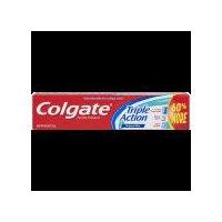 Colgate Triple Action Toothpaste, Original Mint, 4 Ounce