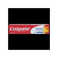 Colgate Baking Soda & Peroxide Whitening Toothpaste, 4 Ounce
