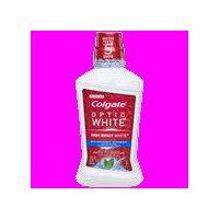 Colgate Optic White Whitening Mouthwash - Fresh Mint, 16 Fluid ounce