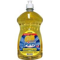 Pirey Dishwashing Liquid, Lemon, 25 Fluid ounce