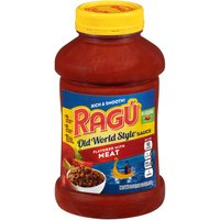 Ragú Pasta Sauce - Old World Style Flavored With Meat, 45 Ounce