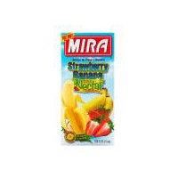 Mira Foods Strawberry Banana Nectar, 33.8 Fluid ounce