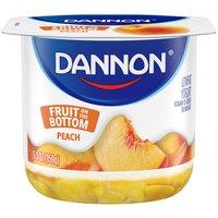Dannon Yogurt - Peach, 5.3 Ounce