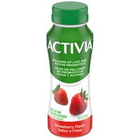 Dannon Dannon Activia Drink Strawberry, 207 Millilitre