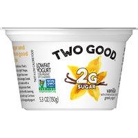 Light & Fit Two Good Vanilla Greek Yogurt, 5.3 Ounce