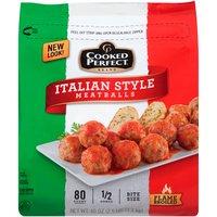 Home Market Foods Meatballs - Italian Style, 48 Ounce
