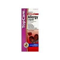 Top Care Children's Allergy Medicine - Cherry, 4 Fluid ounce
