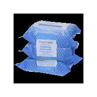 Top Care Cleansing Towelette Makeup Remover - 3 Pack, 75 Each