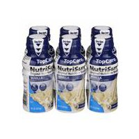 8 fl oz each. Original nutritional shake. 9 g of protein. 220 calories.