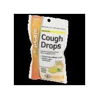Top Care Cough Drops - Menthol Honey, 30 Each