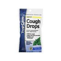 Top Care Cough Drops - Menthol Eycalyptus Flavor, 30 Each