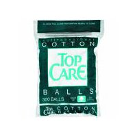 Top Care Top Care Cotton Balls - Bag, 1 Each