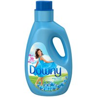 Fabric softener. Conditions to help prevent stretching, fading, and fuzz. Leaves long-lasting freshness. Softens fabrics. Reduces more wrinkles than detergent alone.