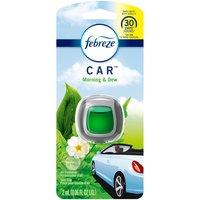 Febreze Meadows & Rain Car Air Freshener, 0.06 Fluid ounce